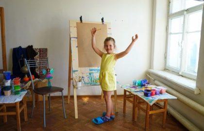 Индивидуальные занятия для детей
