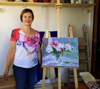 Ольга Волкова, 60 лет